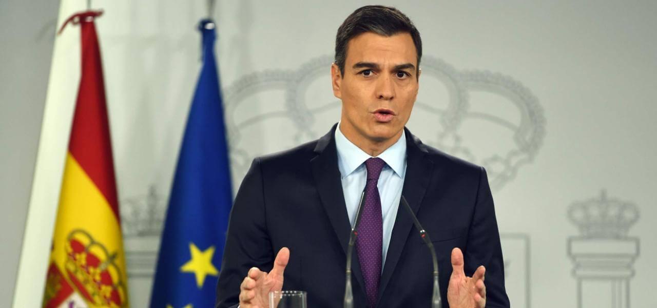 sanchez spagna governo lapresse 2019
