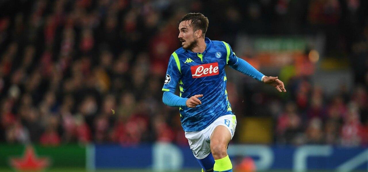 Fabian Ruiz Napoli Champions lapresse 2019