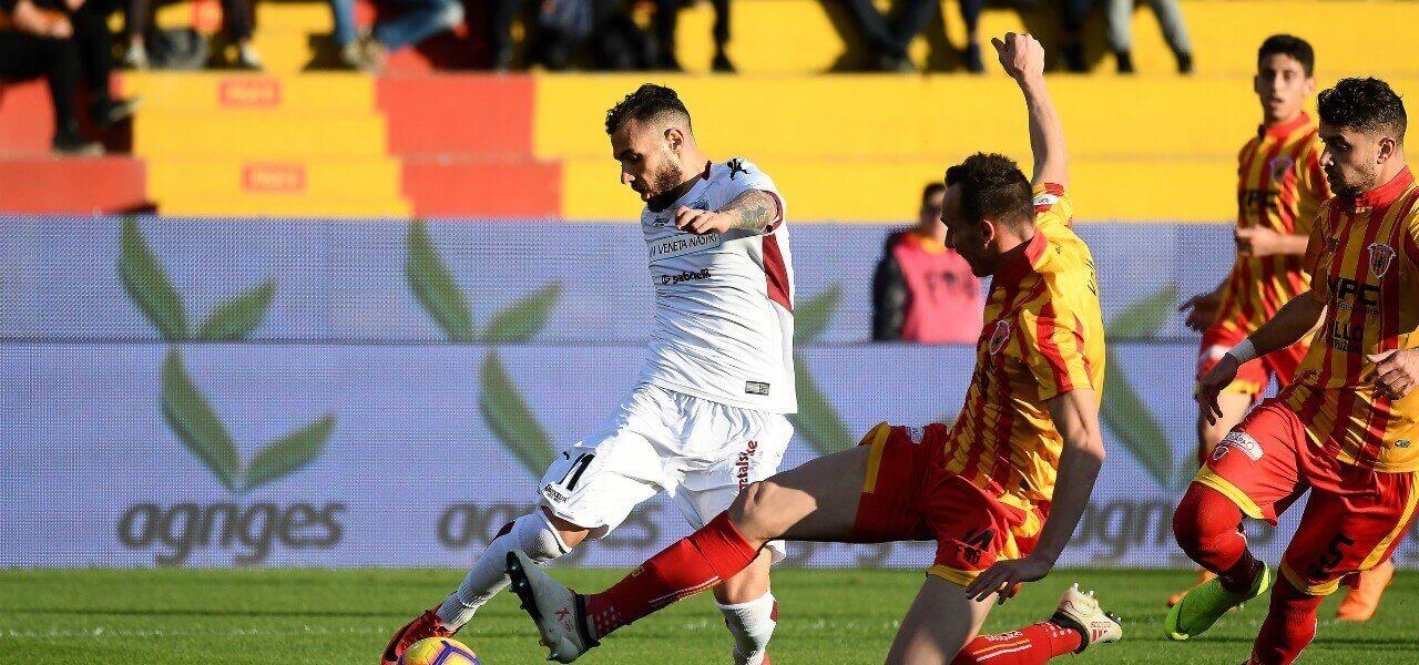 Siega Volta Cittadella Benevento lapresse 2019