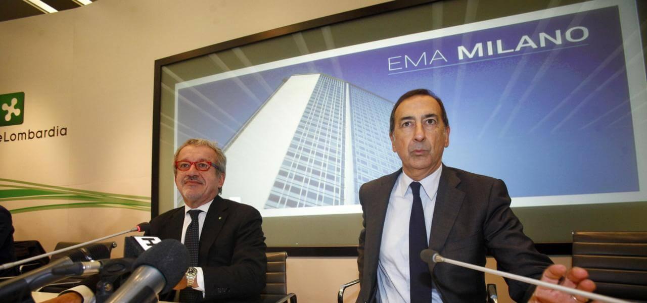 Ema Milano: Maroni e Sala