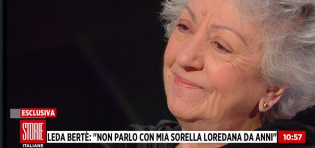 Leda Bertè, sorella di Loredana