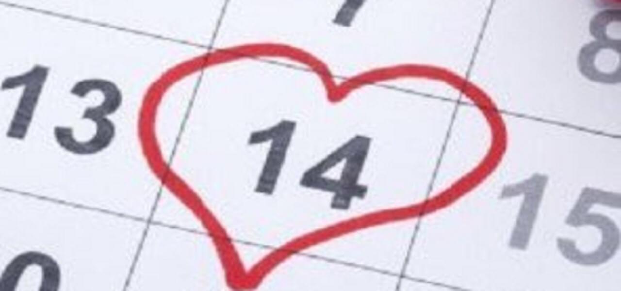 san valentino 14 febbraio 2019