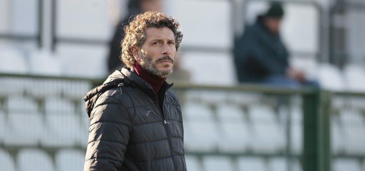 Alessandro Dal Canto Arezzo giaccone lapresse 2019