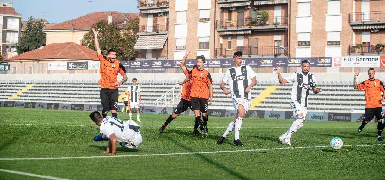 Matheus Pereira JuventusU23 Siena gol lapresse 2019