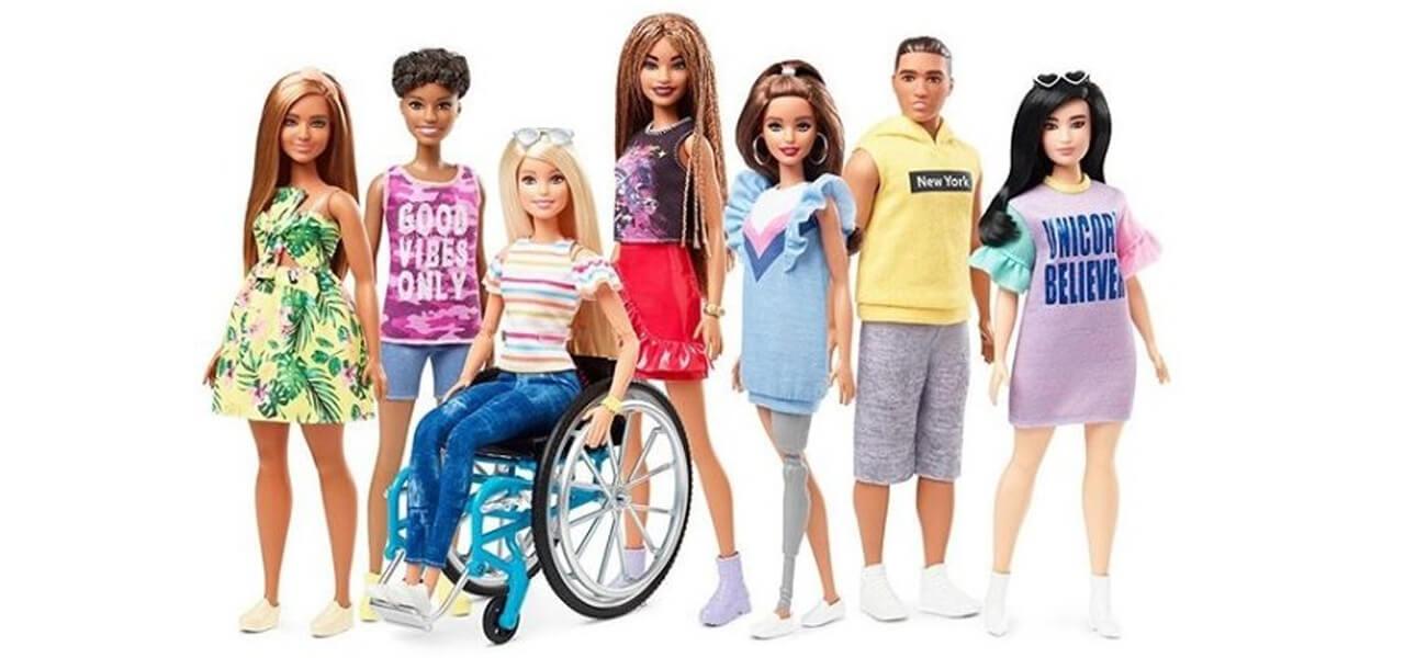 Barbie disabile disponibile da giugno
