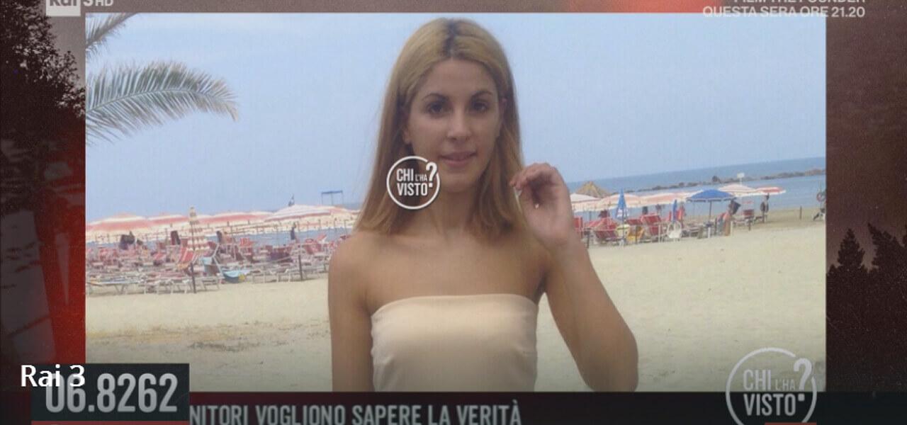 Giulia di Sabatino, morta nel 2015