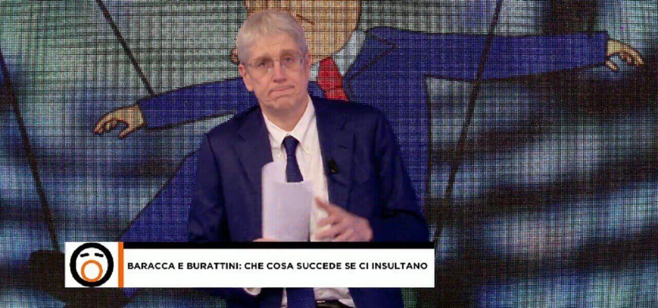 Mario Giordano a Fuori dal coro