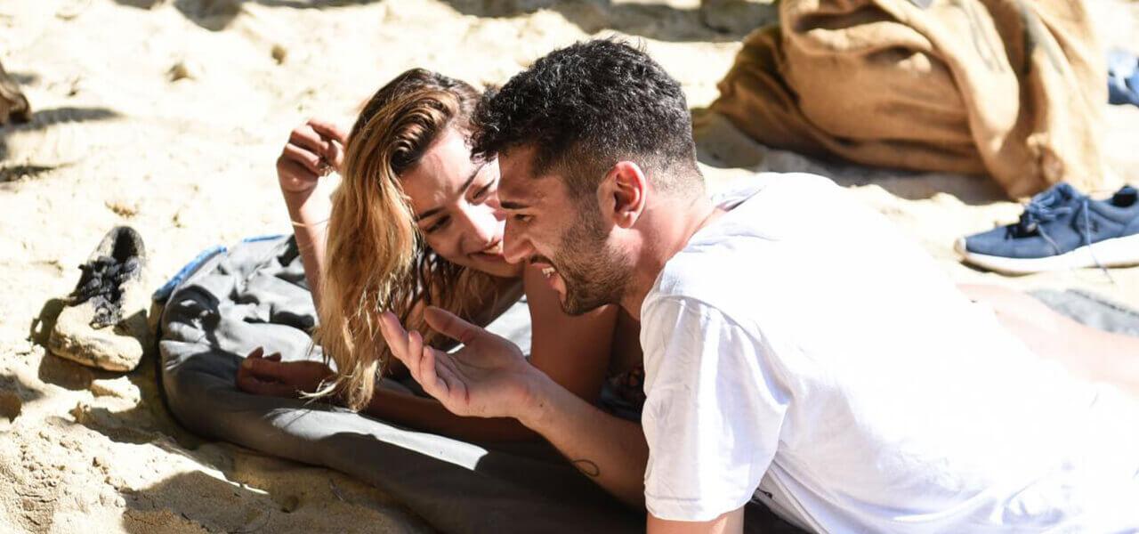 Soleil e Jeremias all'Isola dei Famosi 2019