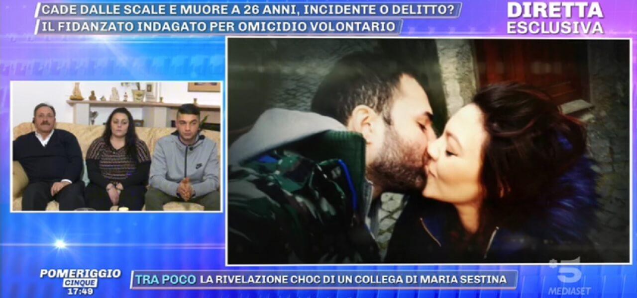 Maria Sestina Arcuri, incidente o delitto?
