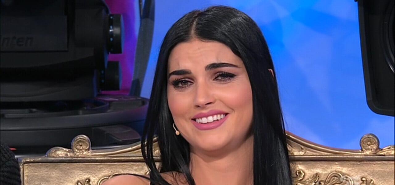 Teresa Langella, Uomini e donne - La scelta