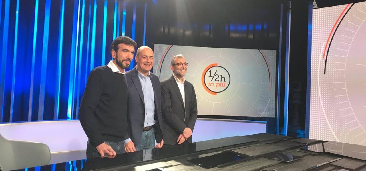 Primarie Pd: i tre candidati