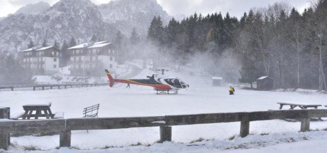 Bormio, scontro in pista tra due sciatori