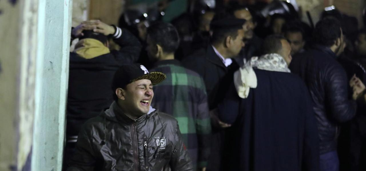 Attentato al Cairo