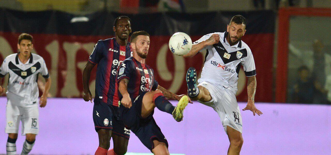 Firenze DallOglio Crotone Brescia lapresse 2019