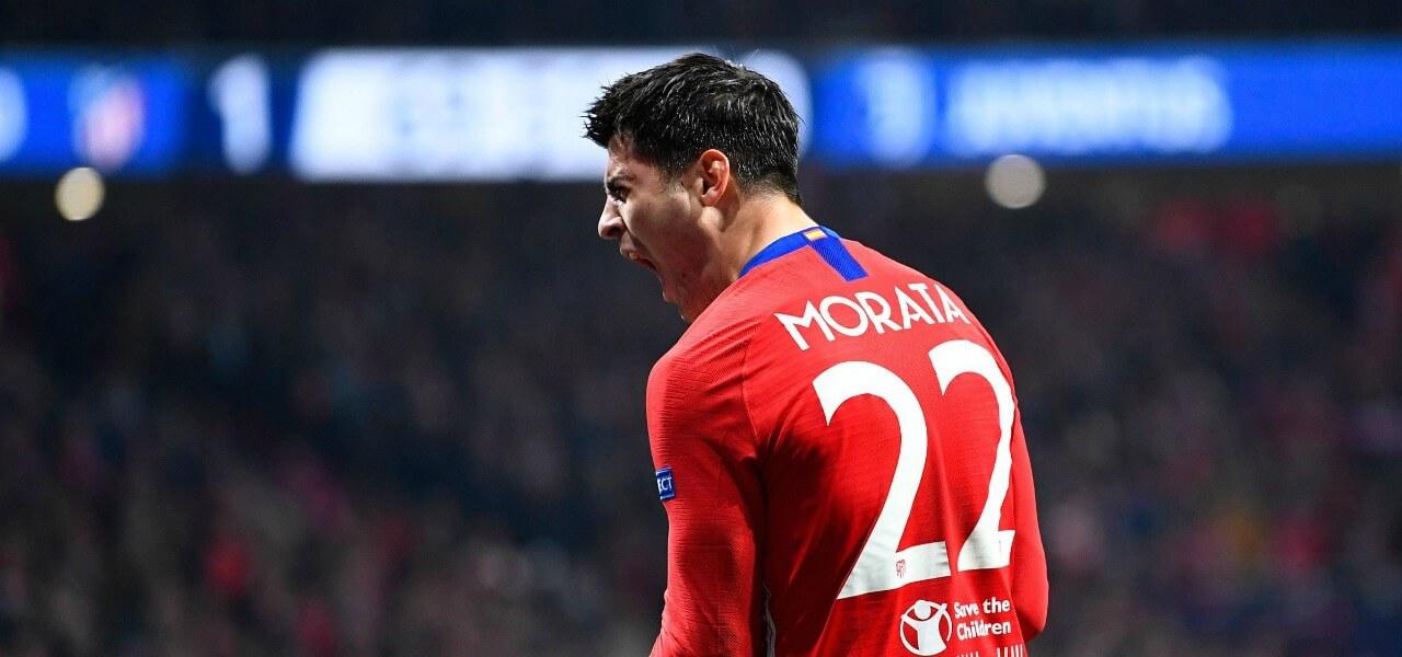 Morata Atletico