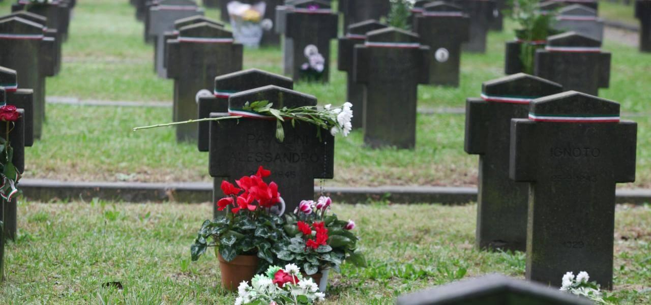 Cimitero a Milano