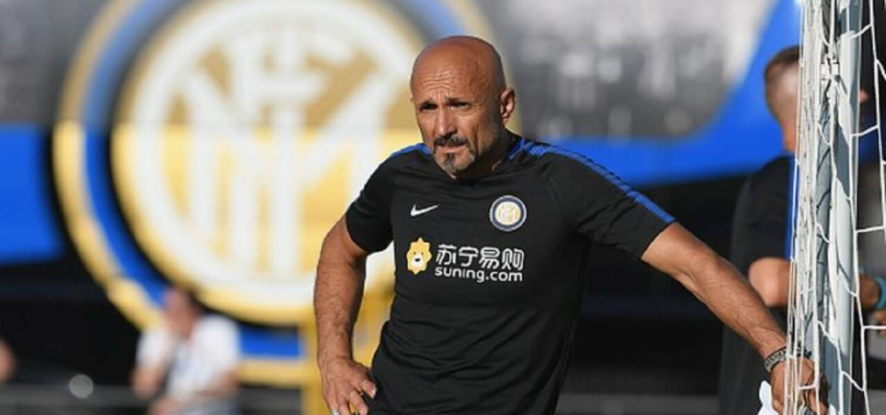 Inter, Luciano Spalletti (Facebook)