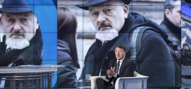 Matteo Renzi e il padre Tiziano