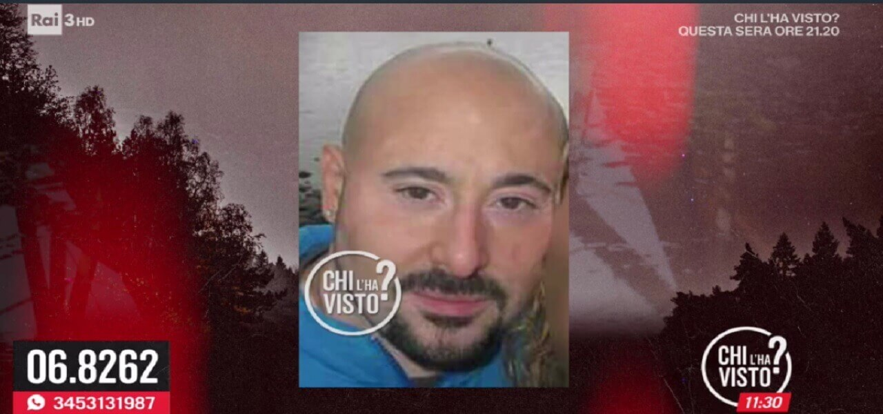 Roberto Coppola scomparso da Calgary