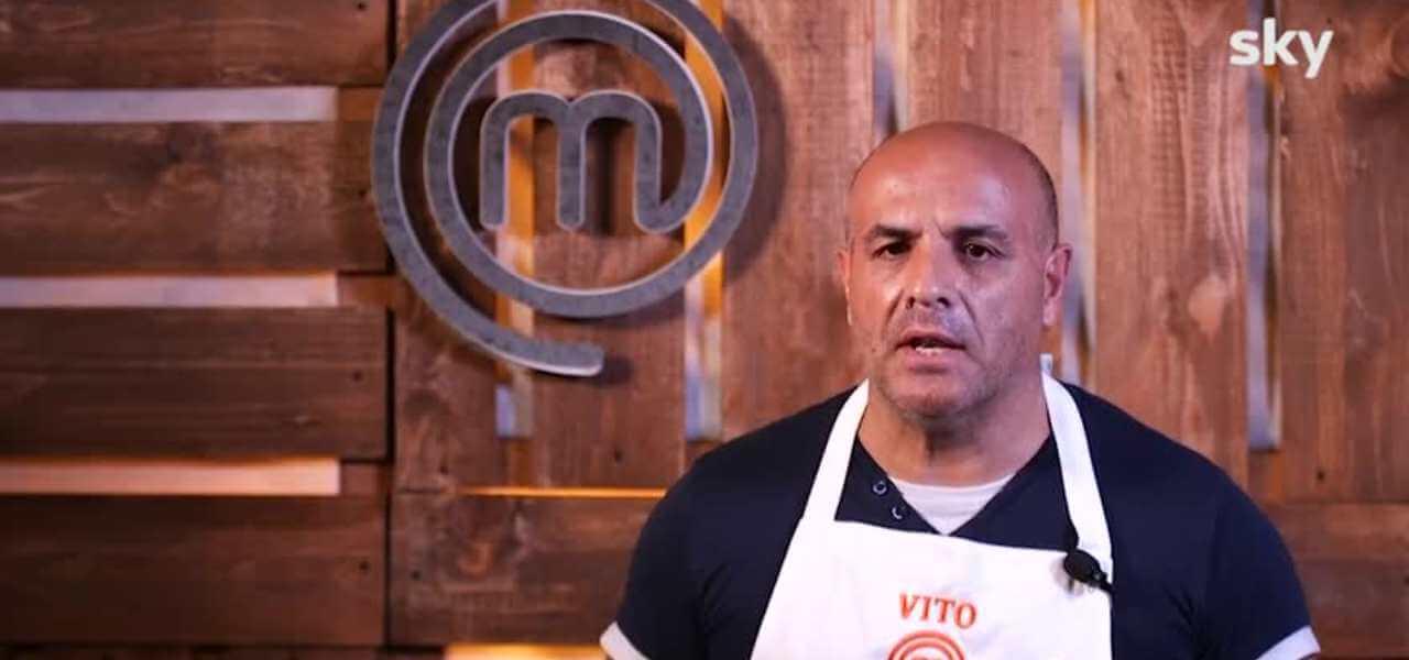 Vito Tauro a MasterChef Italia