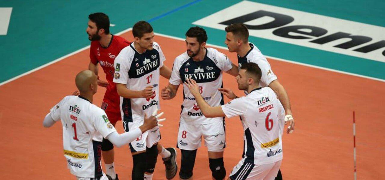 Milano volley gruppo Facebook 2019