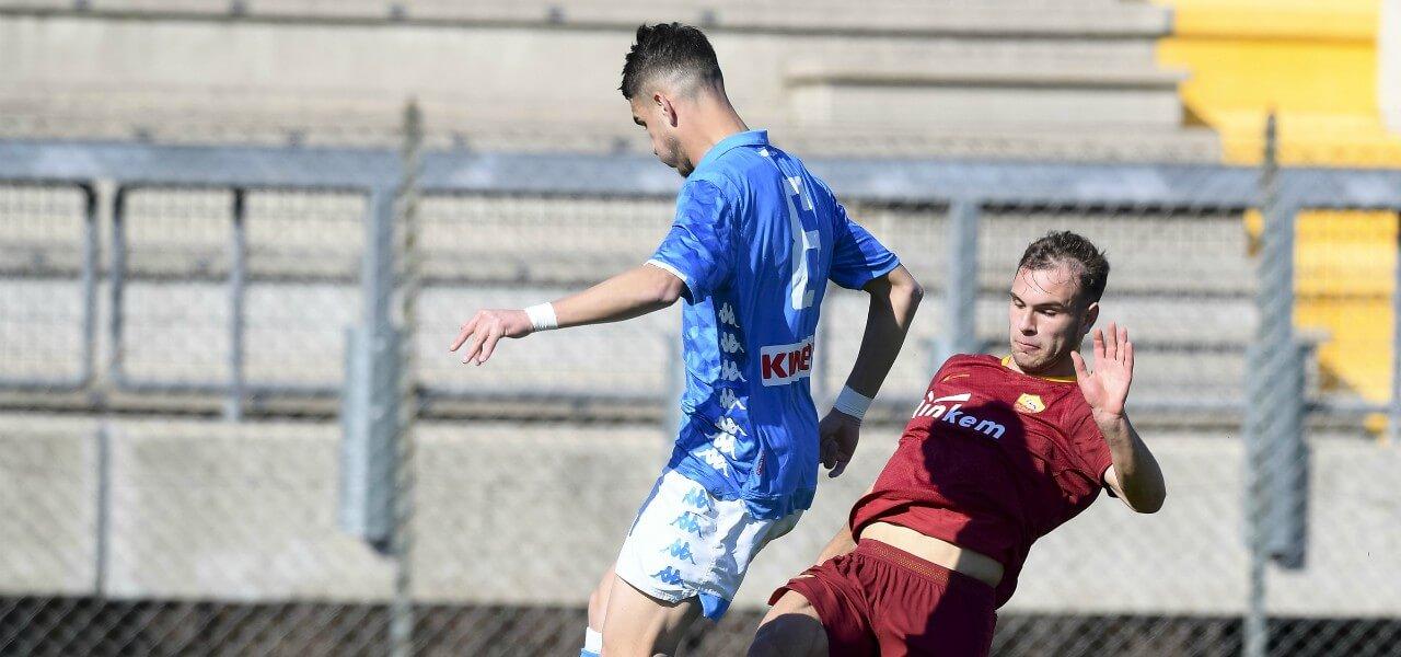 Napoli Roma Primavera lapresse 2019