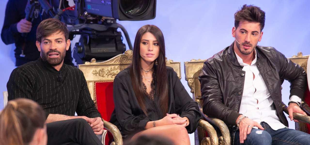 Gianni Sperti, Angela e Ivan a Uomini e Donne
