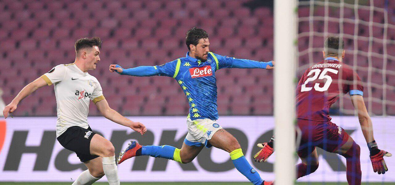 Verdi Brecher Napoli Zurigo lapresse 2019