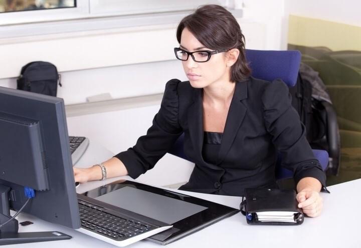 Lavoro segretaria Pixabay