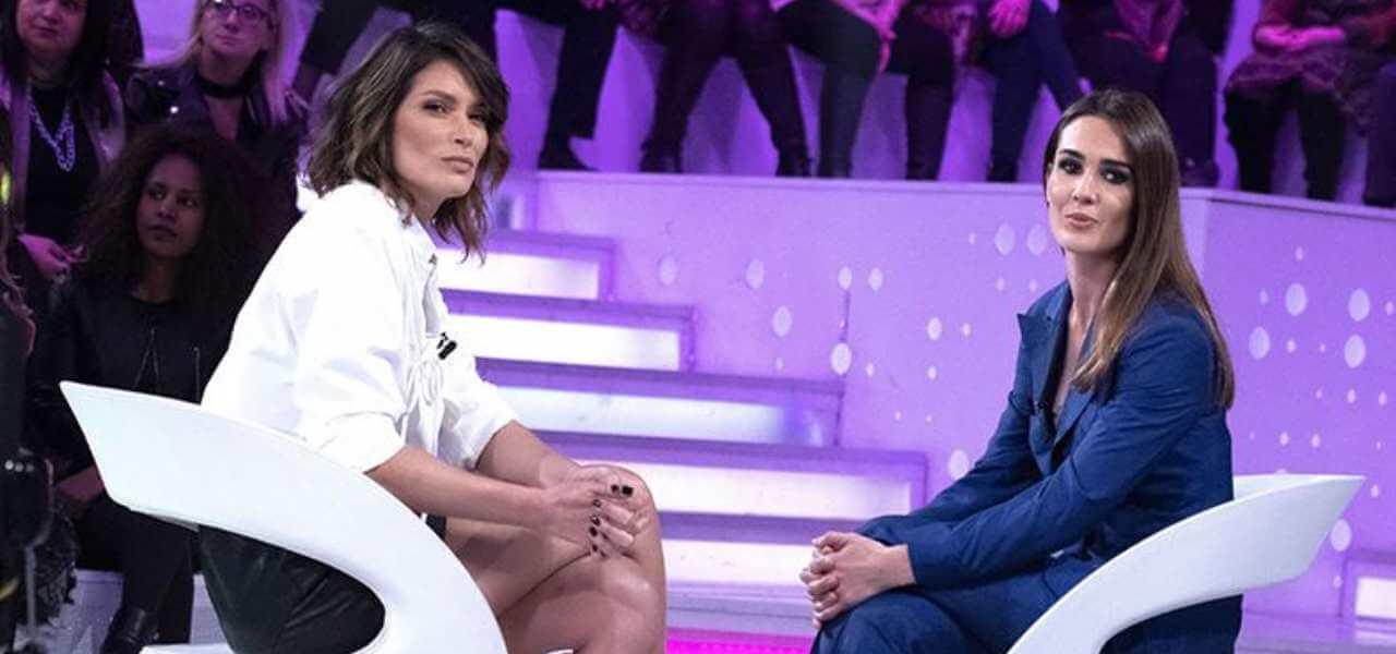Fernanda Lessa e Silvia Toffanin a Verissimo