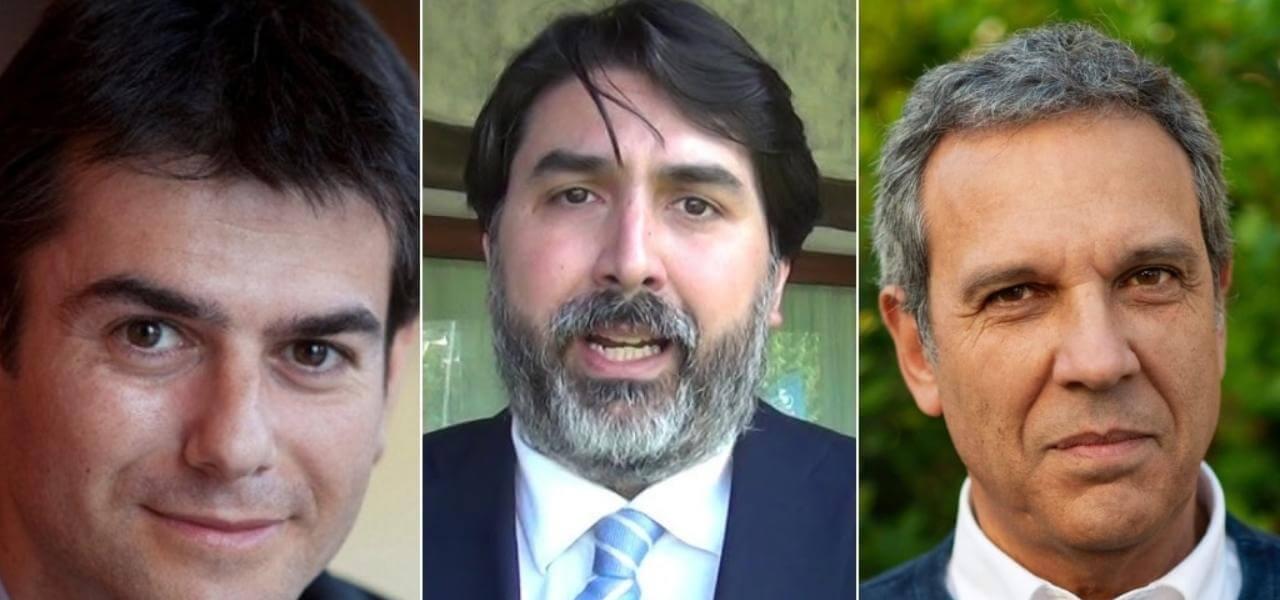 Elezioni Sardegna: i tre candidati principali
