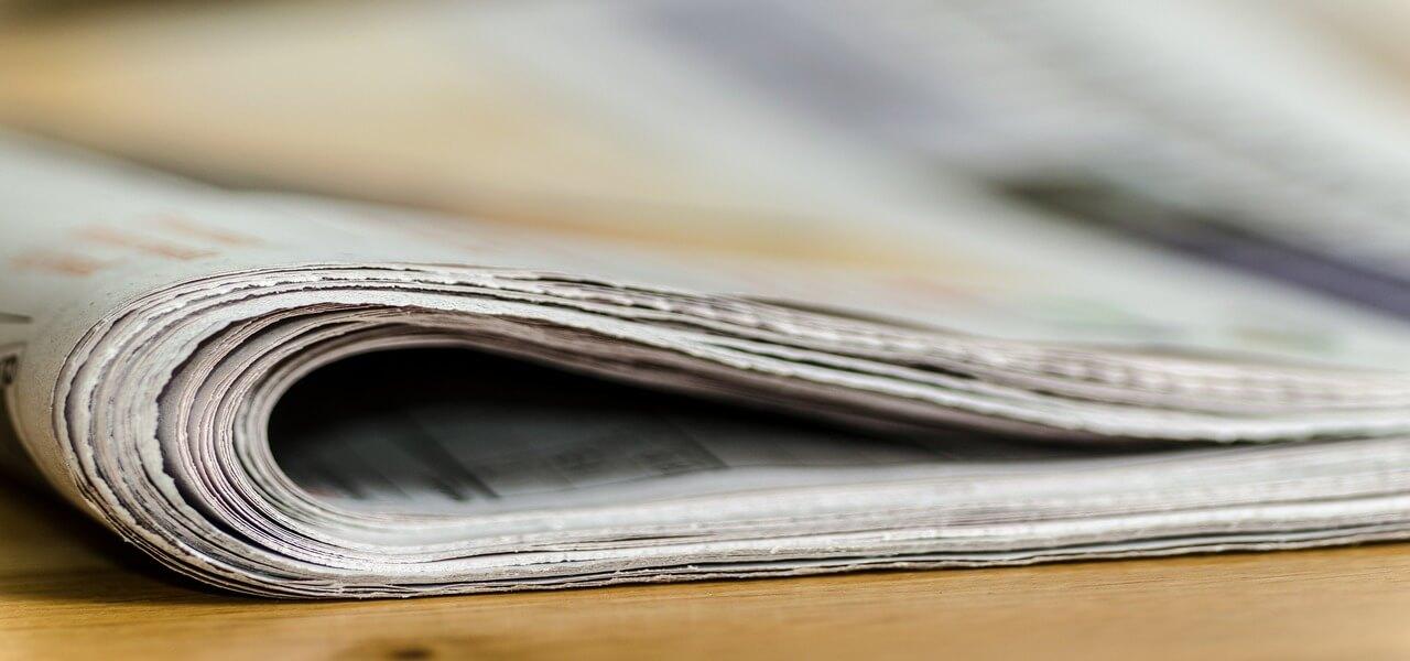 giornali giornale quotidiano pixabay