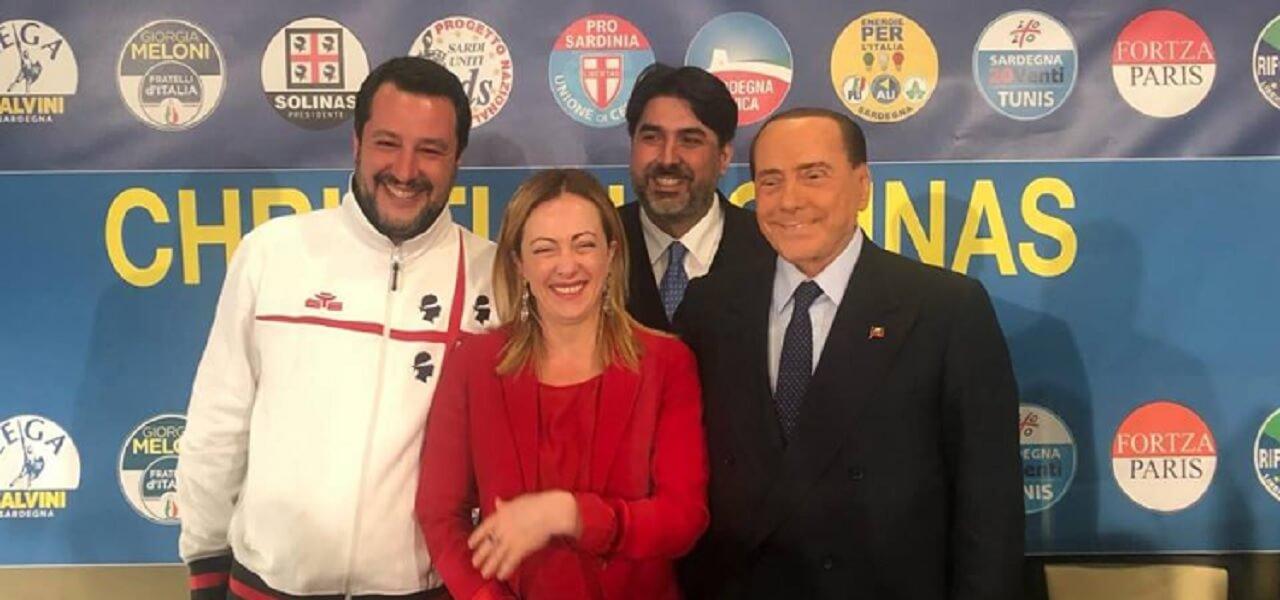 Christian Solinas Video Elezioni Sardegna Candidato Centrodestra