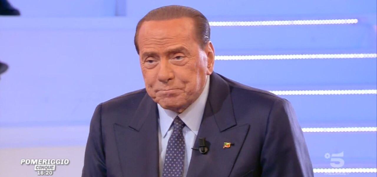 Silvio Berlusconi Pomeriggio 5