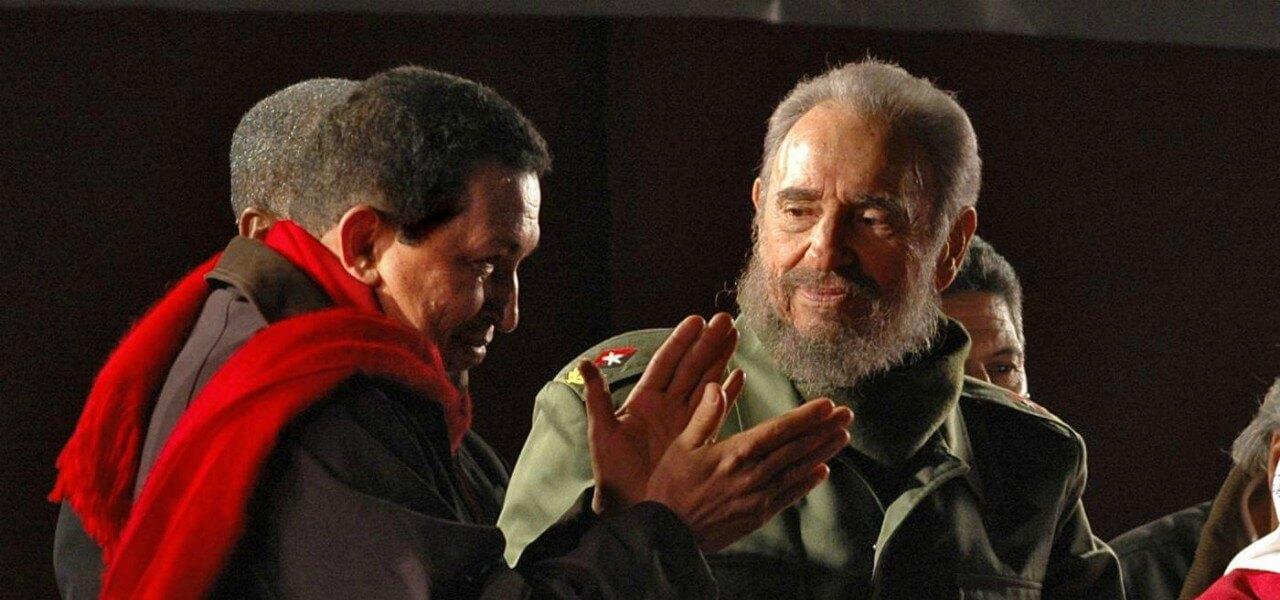 venezuela chavez castro 1 lapresse1280