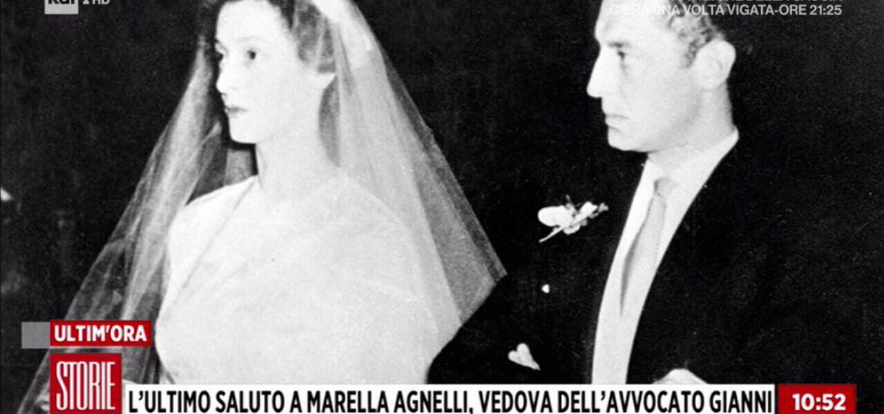 Marella Agnelli, oggi i funerali