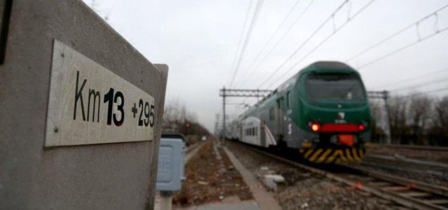 Treni in Lombarida