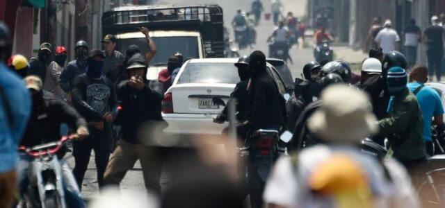 venezuela colombia scontri protesta lapresse1280 640x300