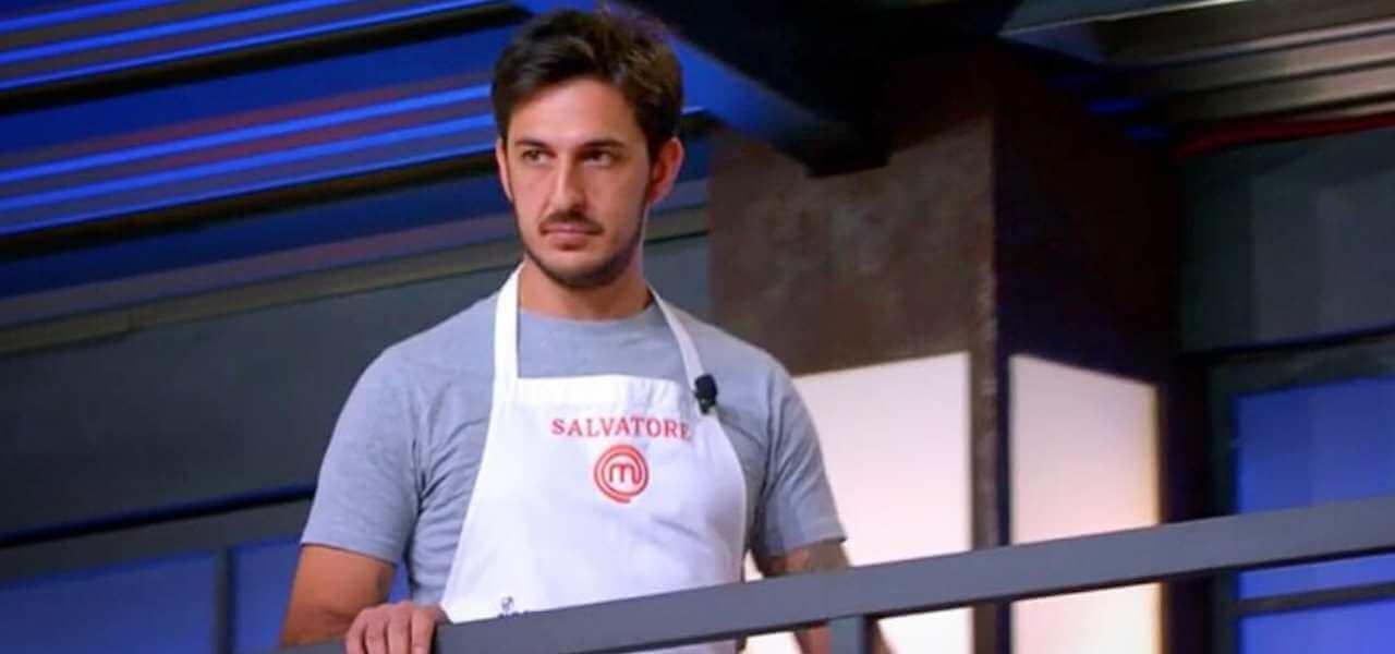 Salvatore Cozzitorto a MasterChef Italia