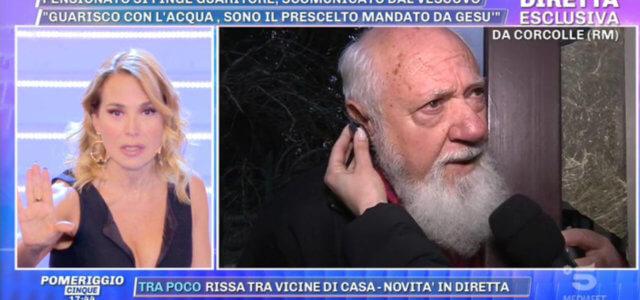 Santone di Corcolle vs Barbara d'Urso