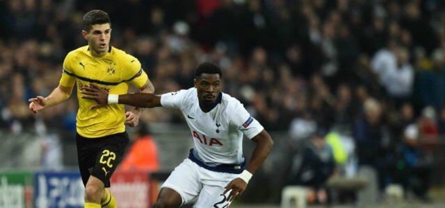 Pulisic Aurier Dortmund Tottenham lapresse 2019 1 640x300