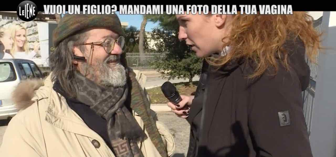 elia il santone le iene screen 2019