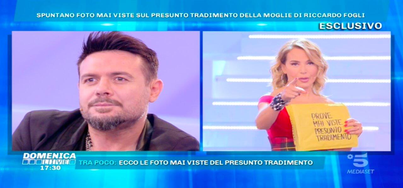 Giampaolo Celli a Domenica Live