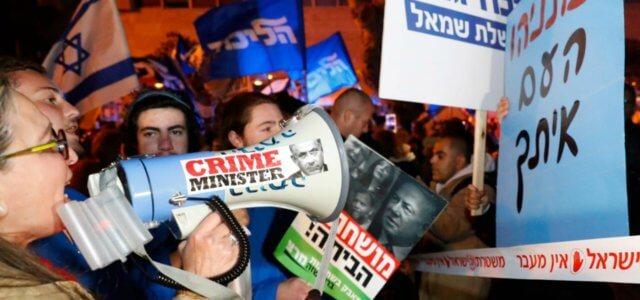 israele protesta netanyahu lapresse1280 640x300