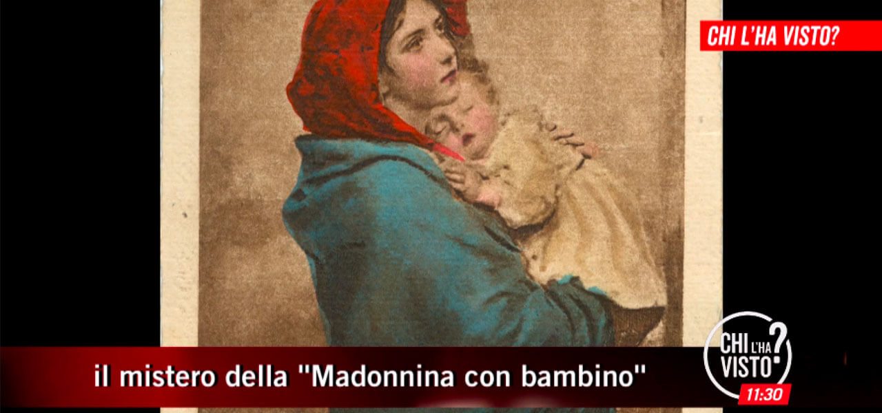 """Madonna col Bambino"""