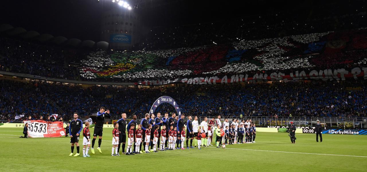 Stadio San Siro, Milan-Inter