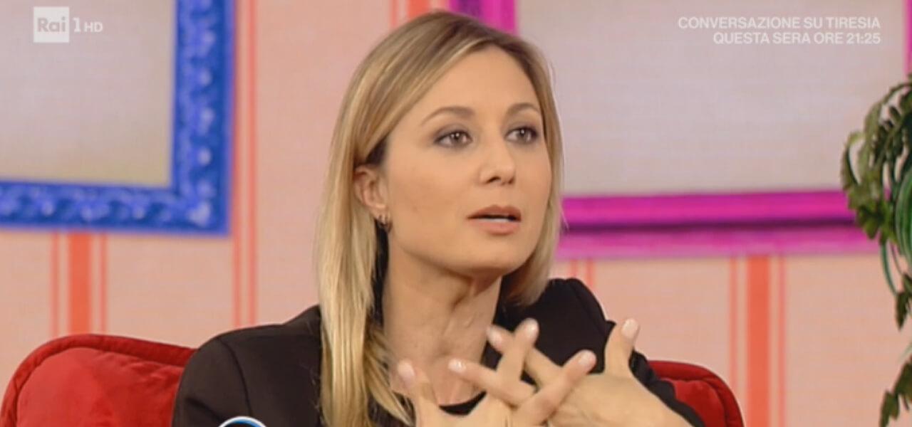 Anna Ferzetti, ospite di Vieni da me