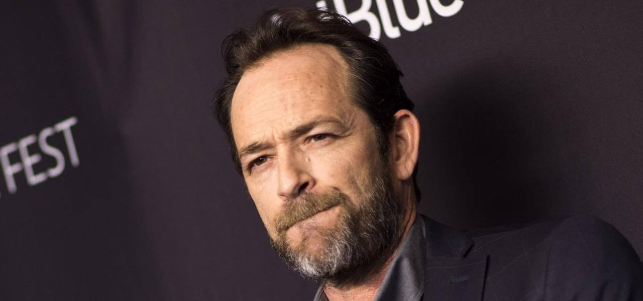 Luke Perry, il Dylan di Beverly Hills
