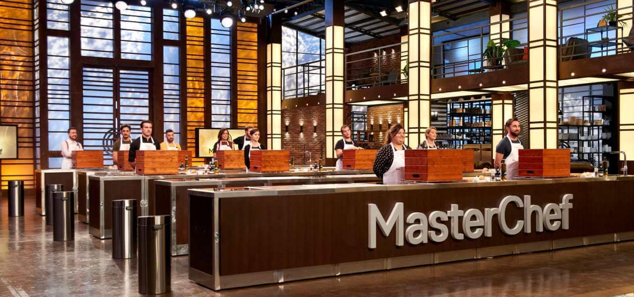 I concorrenti di MasterChef nell'ottava puntata