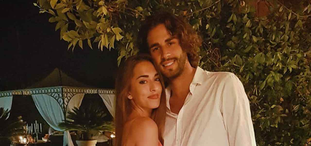 Chiara Bontempi e Gianmarco Tamberi